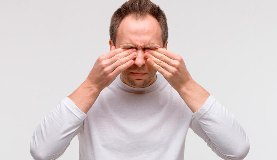 Алкоголь как причина развития синдрома сухого глаза