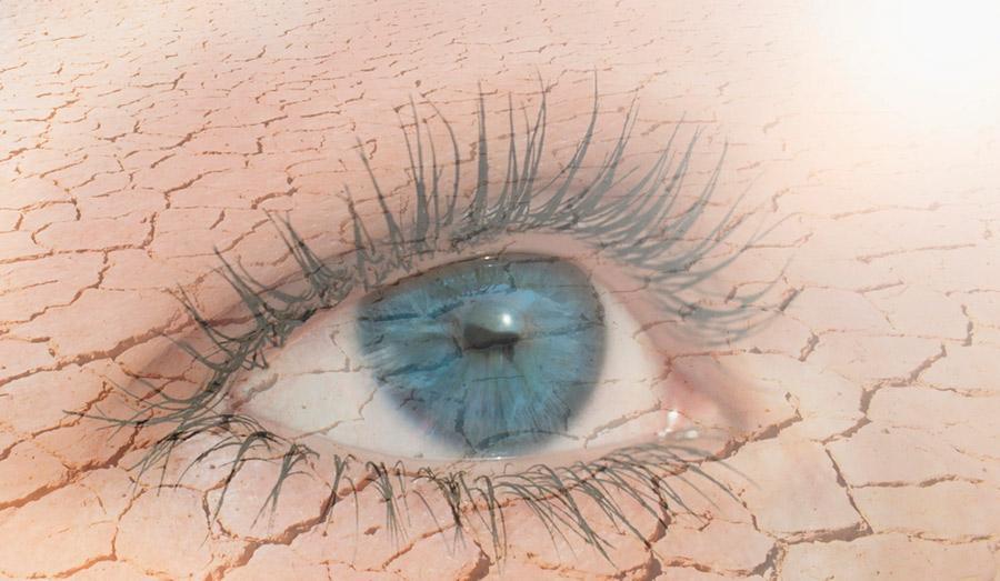 Как климатические условия влияют на сухость глаз?