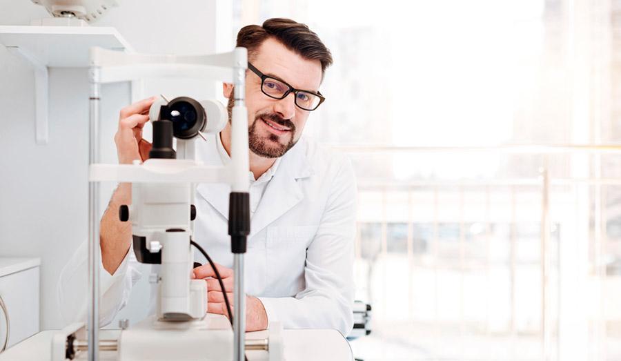Диагностика синдрома сухого глаза у офтальмолога