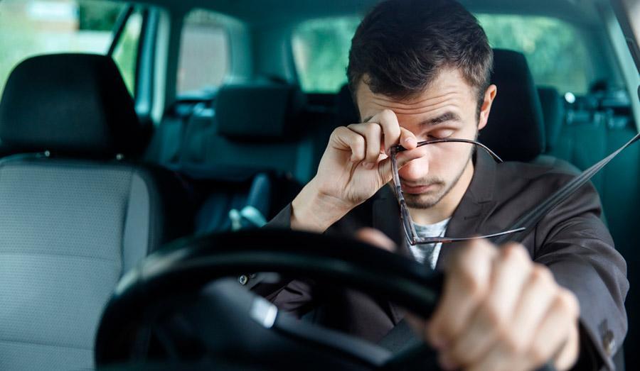 Почему вождение автомобиля влияет на развитие ССГ?