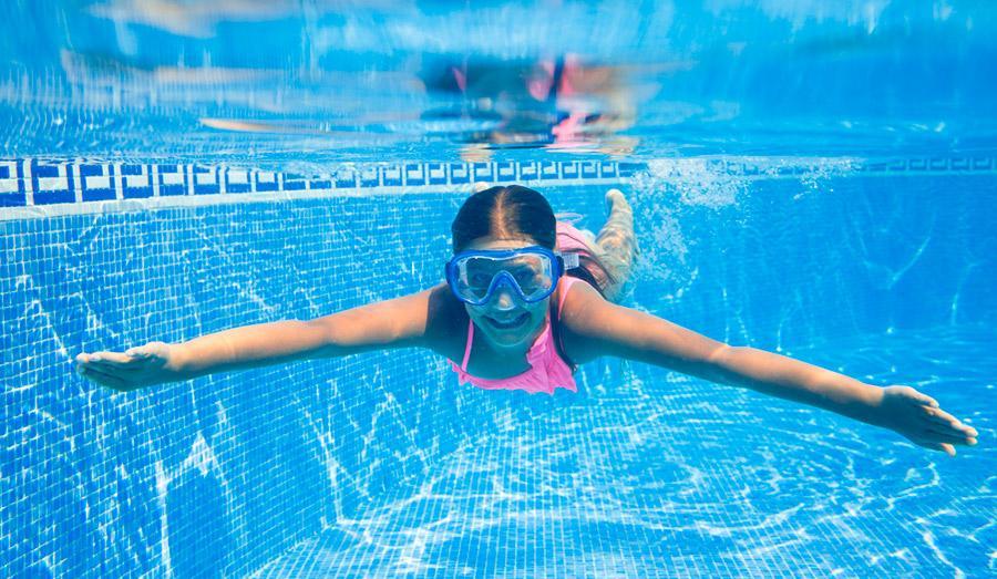 Профилактика здоровья глаз при купании