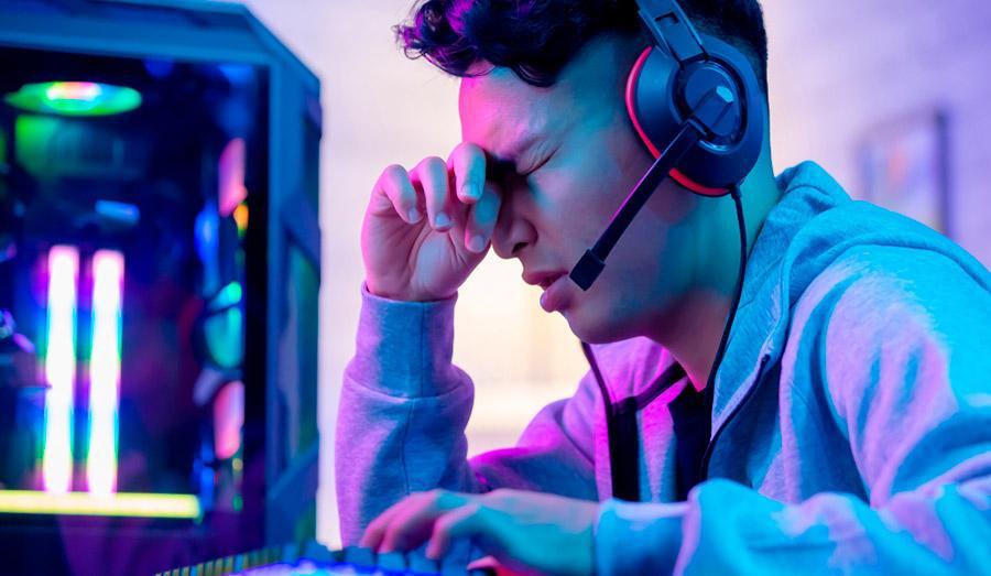 Какие заболевания глаз могут спровоцировать видеоигры?
