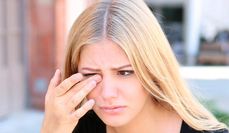 Настоящая соринка или симптом: как определить?
